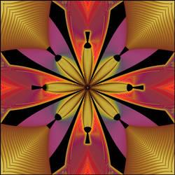 Mandala Shield by mdichow