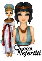 Nefertiti - MDH10 by china-doll-on-tour