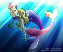 Free! - Mermaids by KGxspace