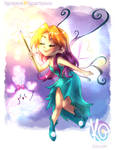 Drawing Fairy