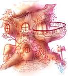 Dreamy Fairy House