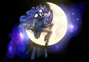 Luna 2015 by KGxspace