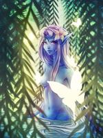 Water Fairy by KGxspace