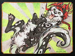 ACEO : Play?! by RajahACEO