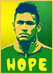 Neymar - The hope of Brazil
