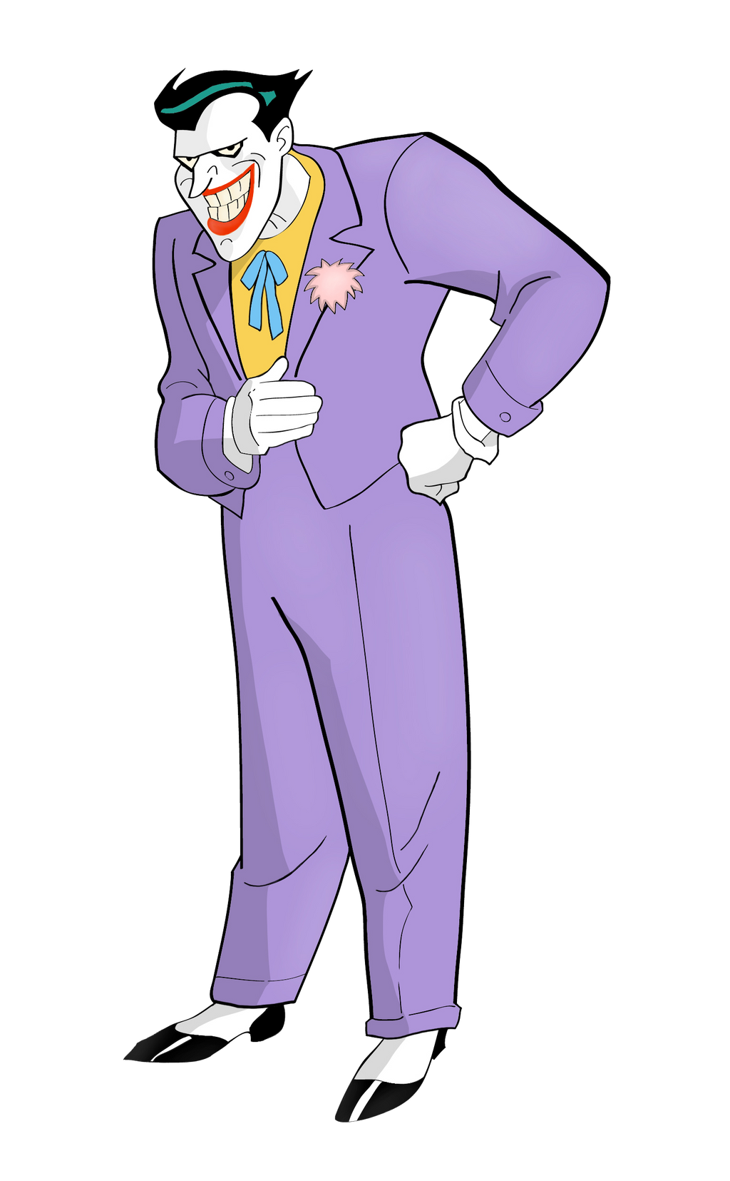 The Joker by DawidARTe on DeviantArt