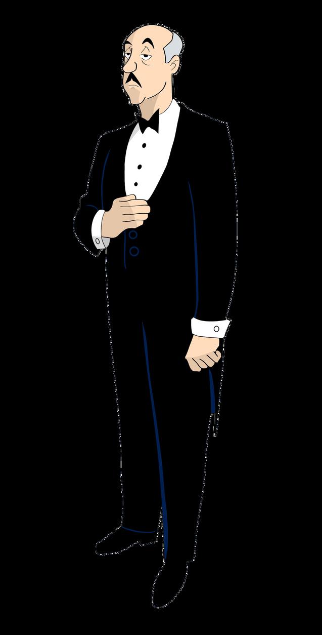 Alfred Pennyworth By Dawidarte On Deviantart