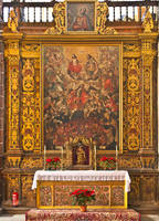 Cuadro de Animas (Purgatory) La Concepcion Church