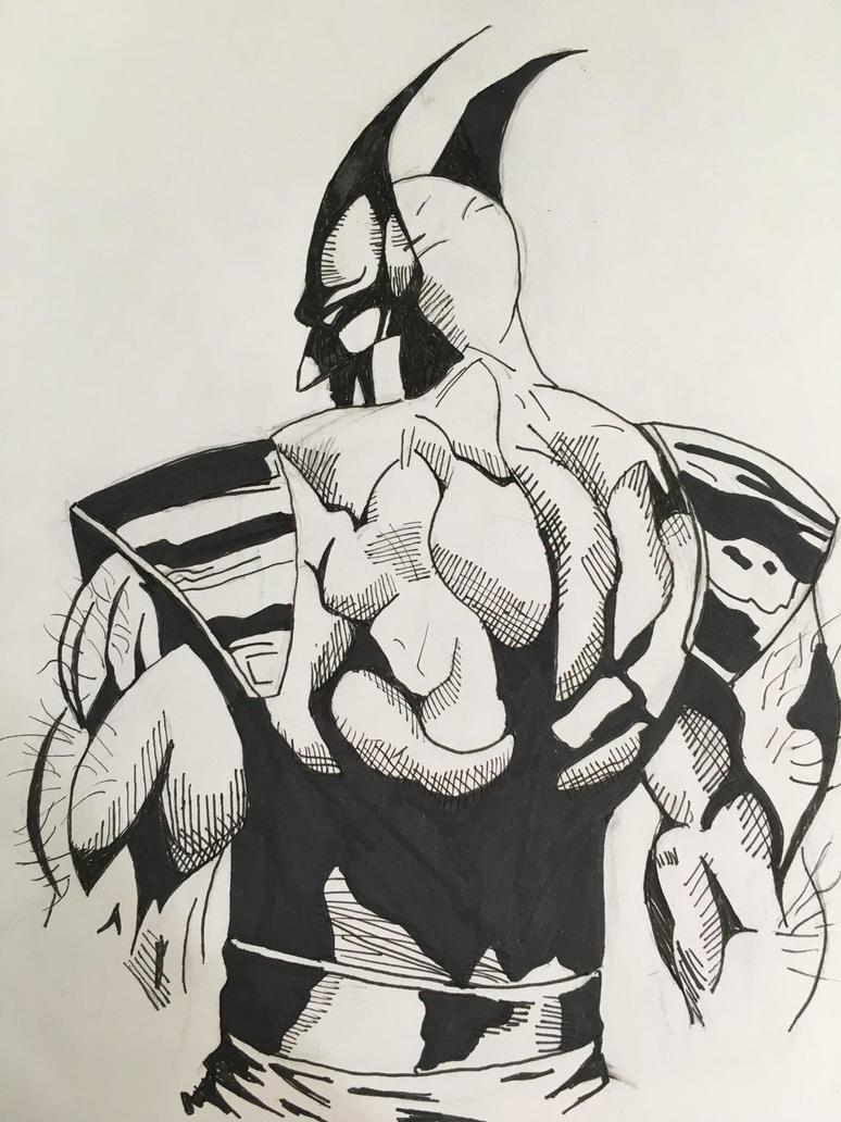 Wolverine by JayJArt16