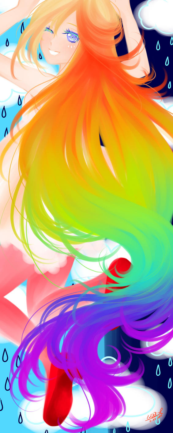 +Rainbow+ by Berichan