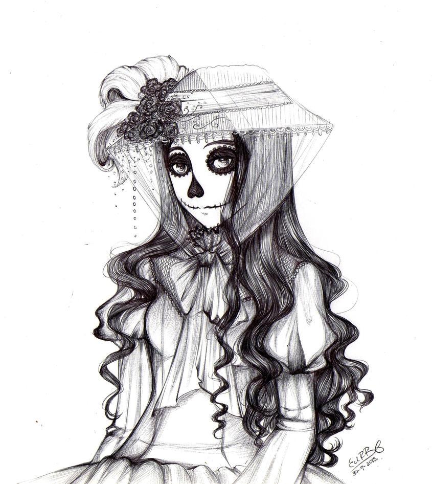 Catrina. by Berichan