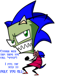 Invader....SONIC? by Shadz-the-Fox