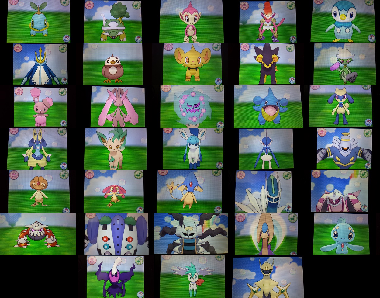 top 4 pokemon x