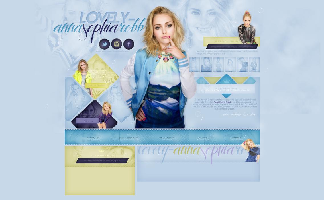 Design | lovely-annasophiarobb.blog.cz by weniexplosions