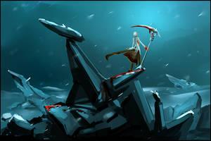 Ragnarok Online - Ice by Zanaffar
