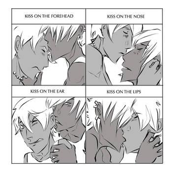 Emerald Rising - Kissing Meme by Zanaffar