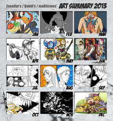 Art Summary 2013