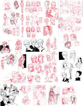 Sketchdump January 2014