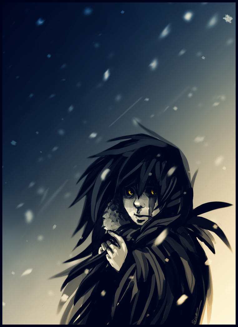 Snow by Zanaffar
