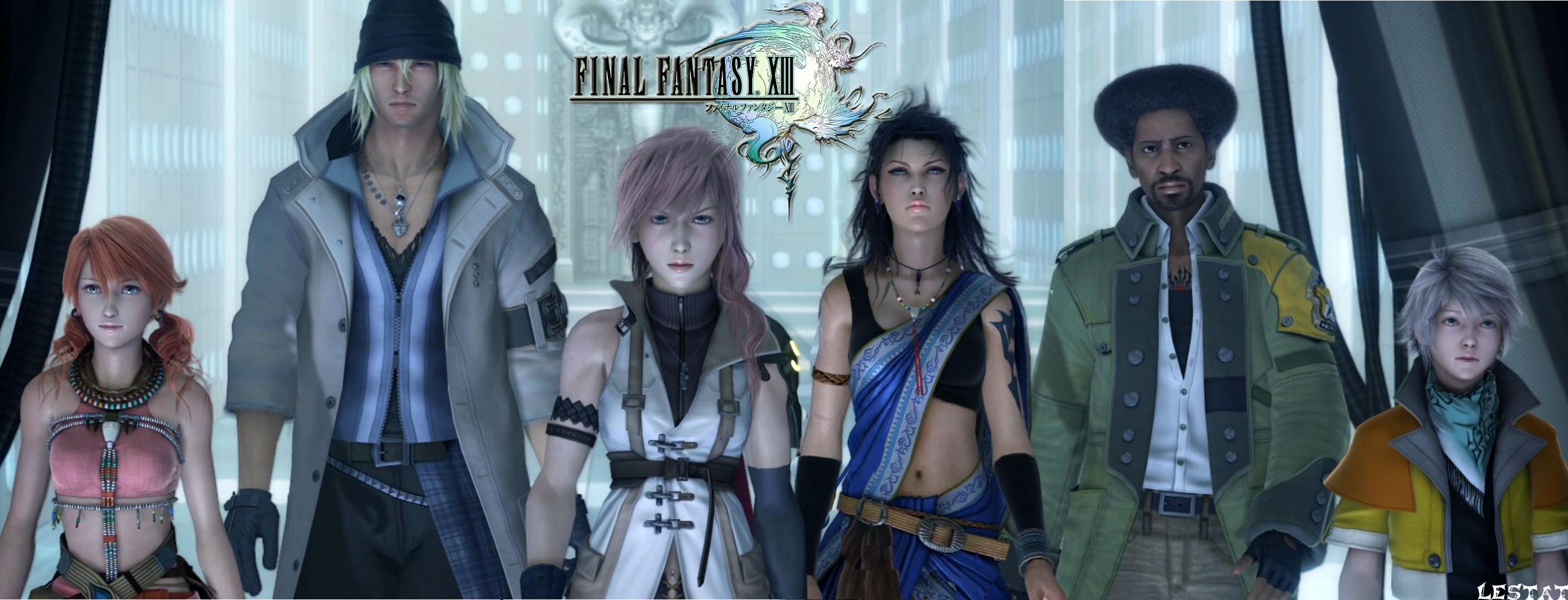 Final Fantasy Xiii Characters Jimquisition: Batman I...