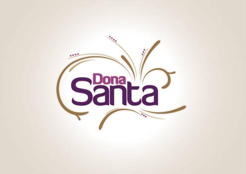 Logo Dona Santa