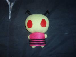 Handmade Invader Zim Plushie