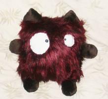 Fur Monster by StitchyGirl