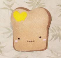 Toasty Plush by StitchyGirl