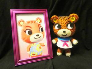 Animal Crossing Cub Crochet with Pattern!