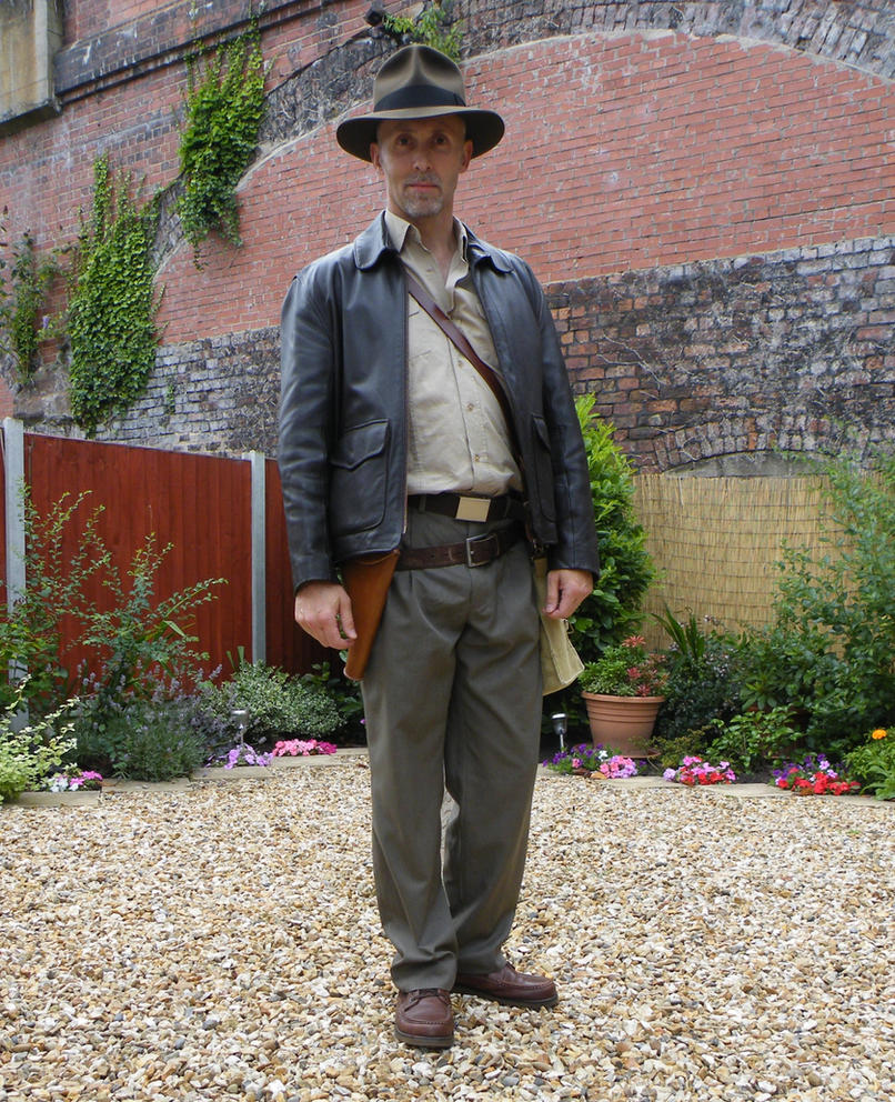 My indy costume a work in progress archive the raven solutioingenieria Images