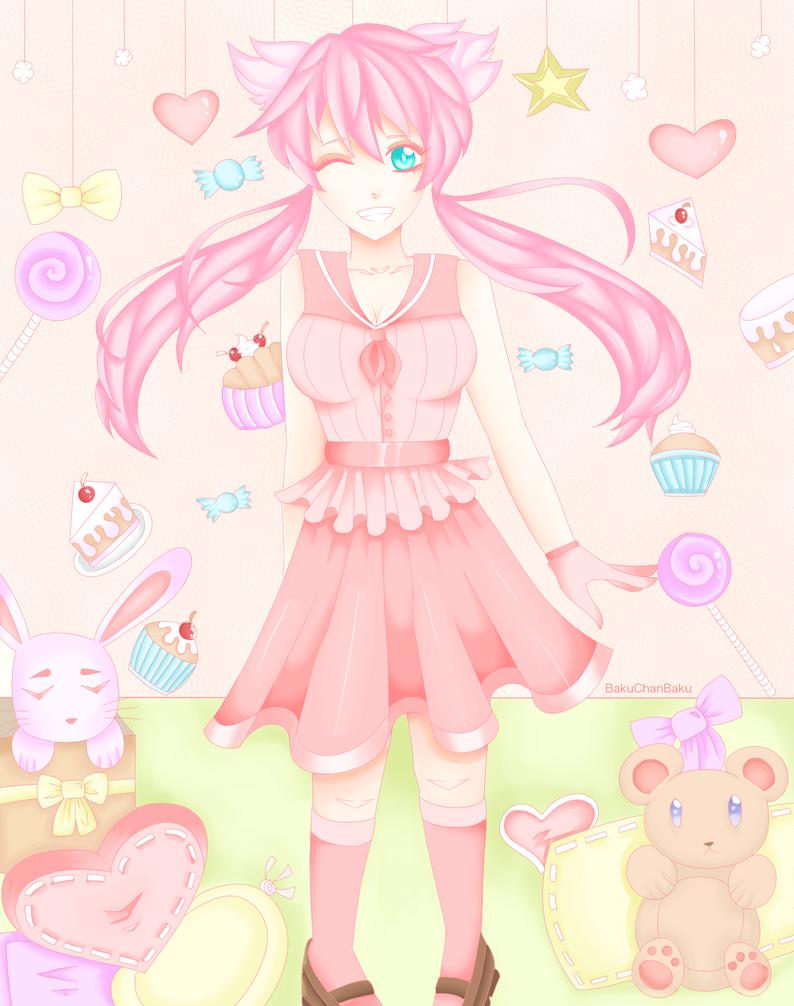 Candy by BakuchanBaku