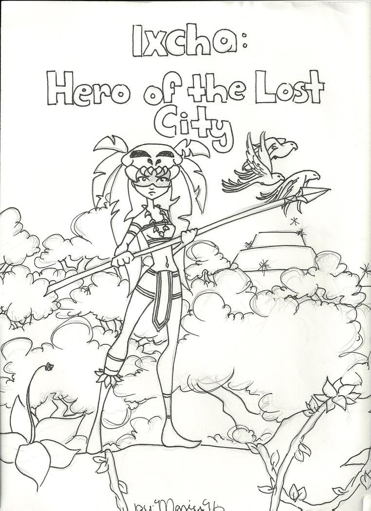 Ixcha Hero Of The Lost City CP By Uav
