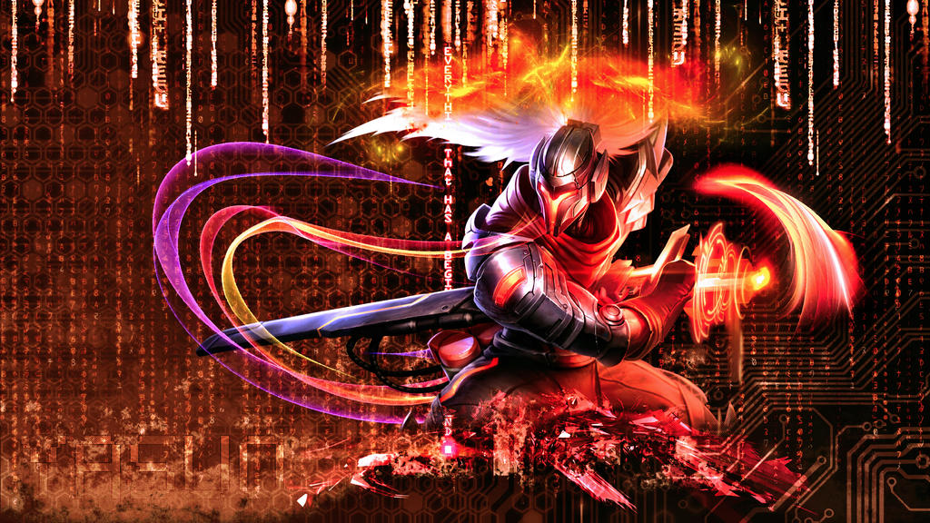 Project Yasuo By DevilCru