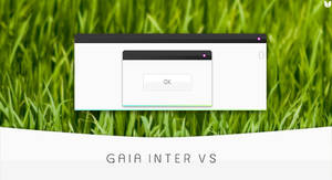 GAIA INTER Visual Style