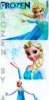 Fozen Collage