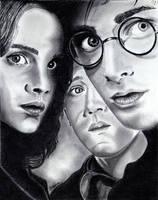 Harry Potter by OliviasArtwork