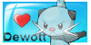 Dewott stamp by dewottstamp1