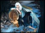 +tarot+ The High Priestess