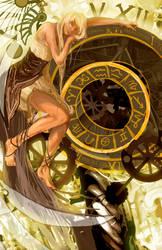 +tarot+ the wheel of fortune