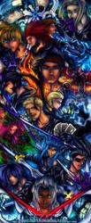 + Organization XIII + by angiechow