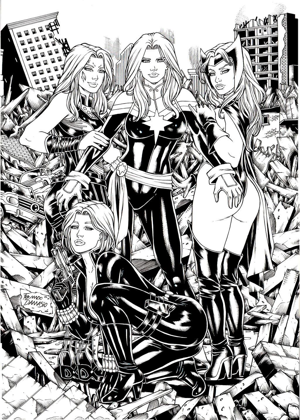 Women Avengers