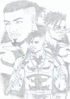 Silver Scorpion