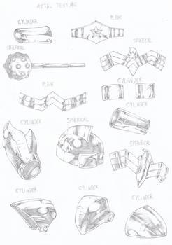 studies texture 1