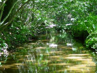 the river by sillentkil