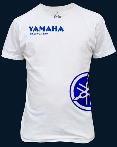 yamaha racing t shirt design by kanryu on deviantart
