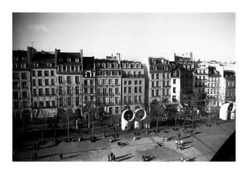 paris - le monde en miniature by redux