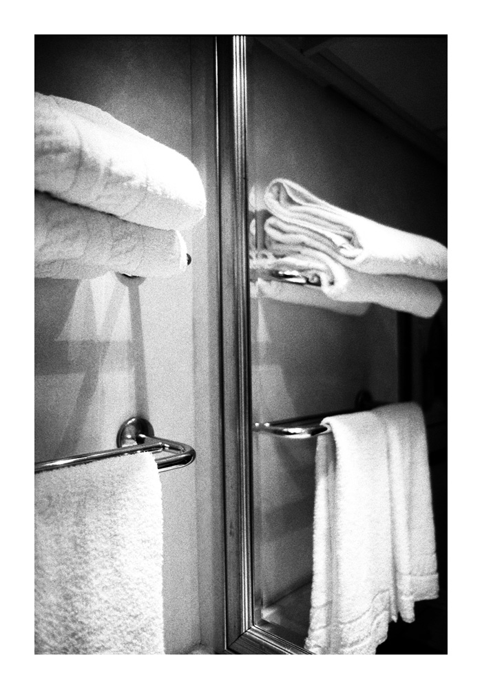 jccw - towel reflection by redux