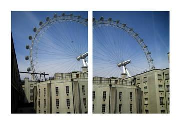 london eye diptych by redux