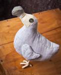 Dodo plush toy