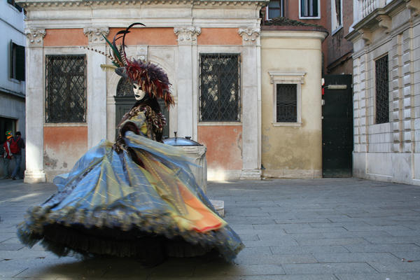 Carnival in Venice, Italy by clicksissi